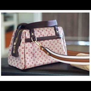 Louis Vuitton Josephine Minilin Handbag